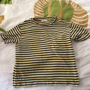 Anine Bing Striped Shirt